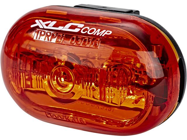 XLC Comp Oberon 5X CL-R09 Takavalo StVZO kaikkiin polkupyöriin